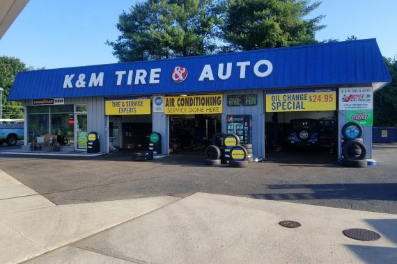 K And M Auto >> About Us K M Tire Auto Center Inc